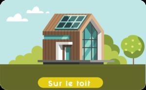 Panneau solaire-toit-Circuit Court Energie