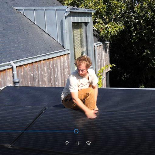 Dimensionnement Panneaux solaires Photovoltaïque-Circuit Court Energie