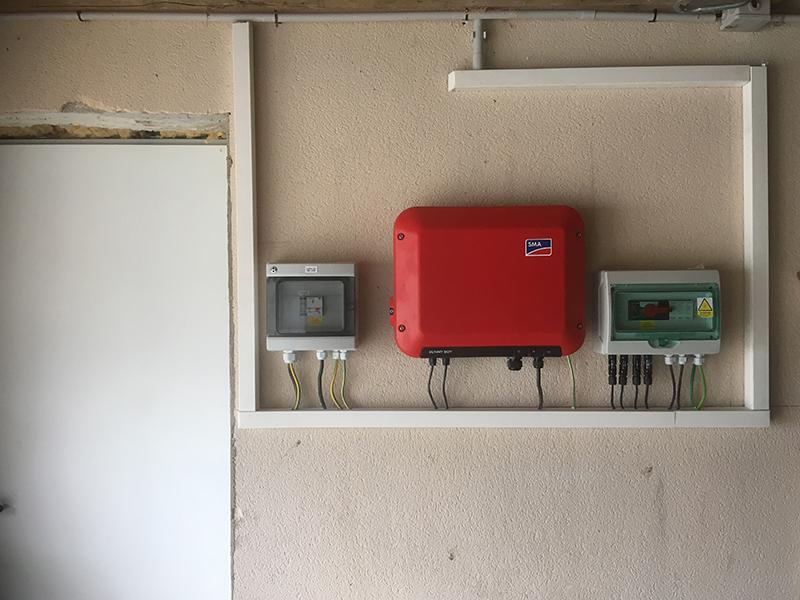 Maintenance Installations Photovoltaiques-Morbihan-56-Circuit Court Energie