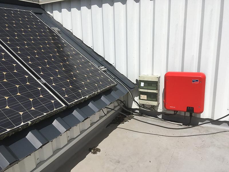 Maintenance Onduleur Vannes-Circuit Court Energie
