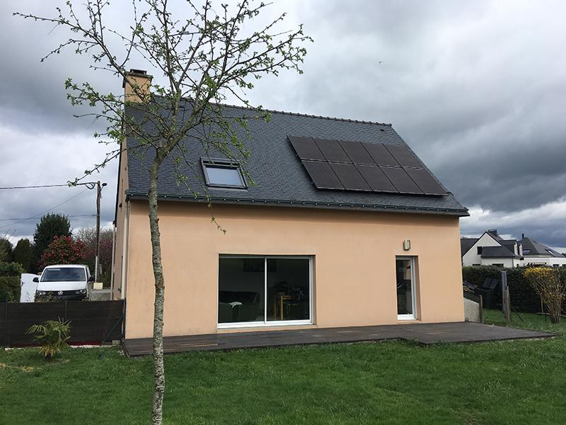 Panneaux Photovoltaiques-Pluneret-56-Circuit Court Energie