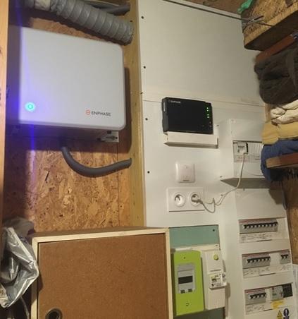 Autoconsommation avec batterie petite2-Circuit Court Energie