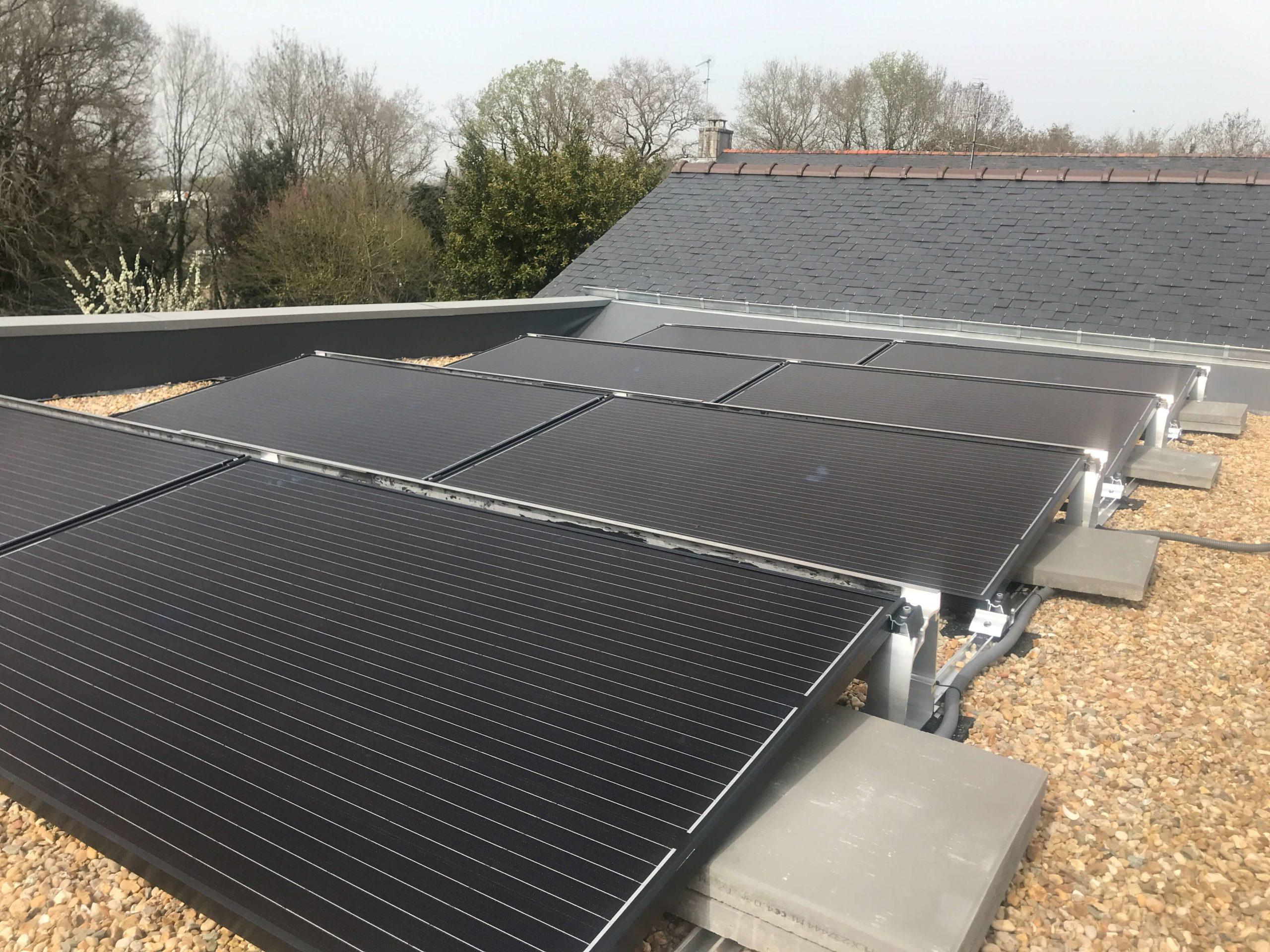 Installation Photovoltaique-Vannes-56-Circuit Court Energie