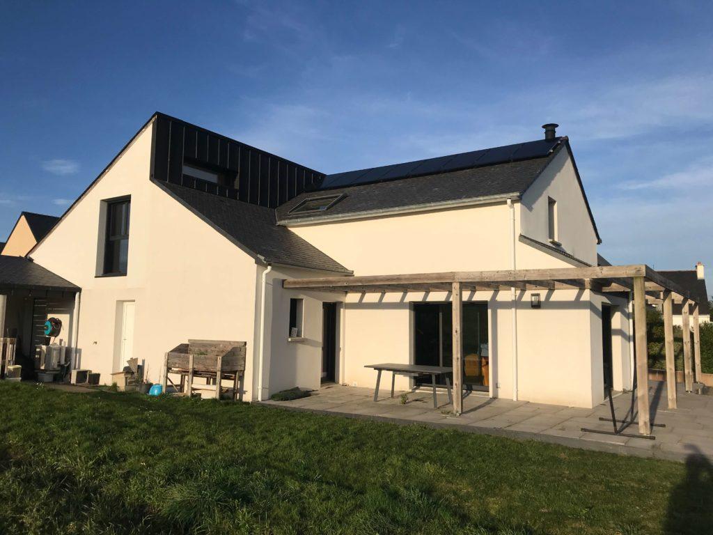 Installation Solaire-Baden-Morbihan-Circuit Court Energie