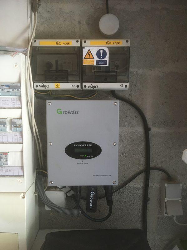 Depannage Installations Photovoltaiques-Morbihan-56-Circuit Court Energie