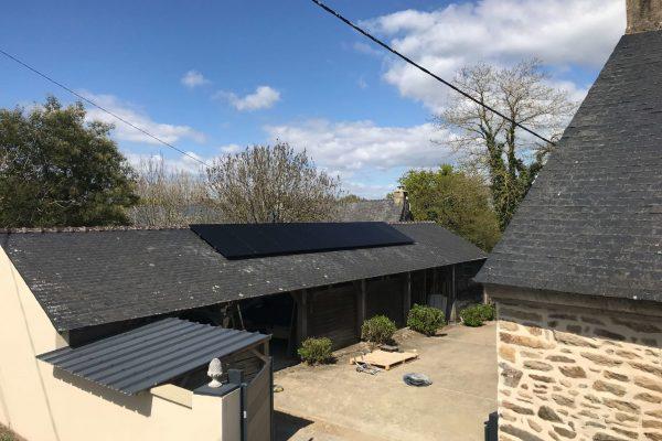 Installation Solaire Photovoltaique-Morbihan-Circuit Court Energie