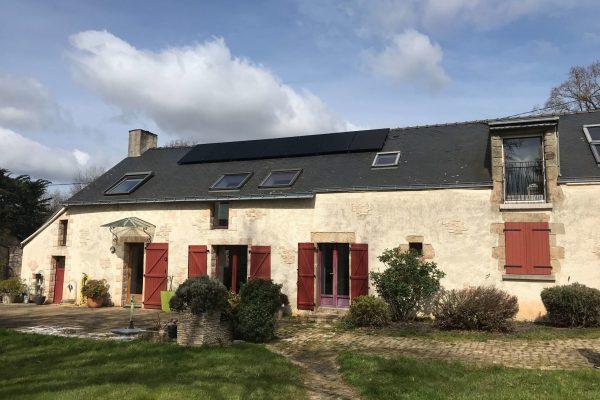 Installation Solaire Photovoltaique - Morbihan-Circuit Court Energie